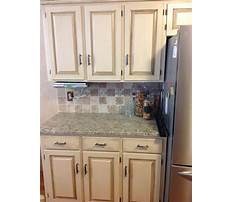 Faux wood cabinet finishes Video