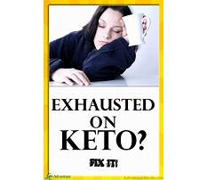 Feeling sleepy on keto diet Video