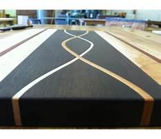 Fine woodworking cutting board video Video