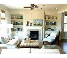Fireplace and bookshelves designs Video