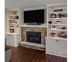 Fireplace cabinet design Video
