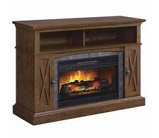 Fireplace entertainment centers at menards Video