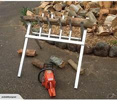 Firewood sawhorse nz Video