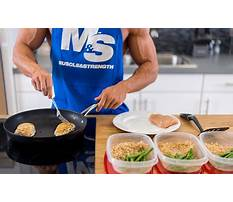 Fish diet for bodybuilding Video