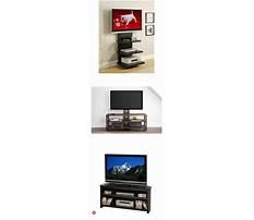 Flat screen tv stands target Video