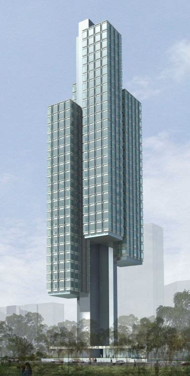 Floating Tower Singapore