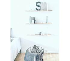 Floating wooden shelves.aspx Video