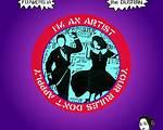 Flowers In The Dustbin