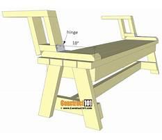 Folding picnic table bench plans free.aspx Video