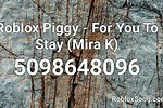For You to Stay Piggy ID