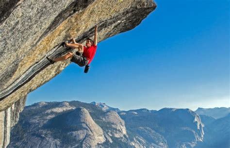 Free World Best Rock Climber