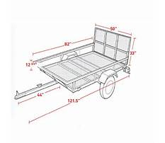 Free atv trailer blueprints Video