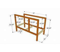 Free building plans for a rabbit hutch Video