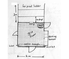 Free chook house plans Video