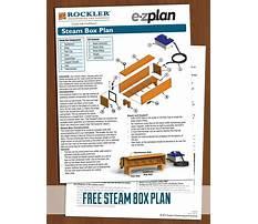 Free download woodworking steam box plans pdf.aspx Video