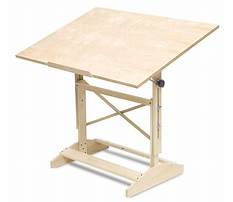 Free drafting table plans to build Video