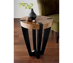 Free form end tables Video