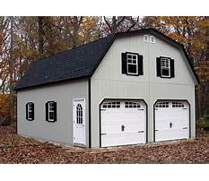 Free gambrel shed plans with loft.aspx Video