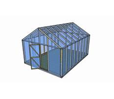 Free greenhouse plans online Video