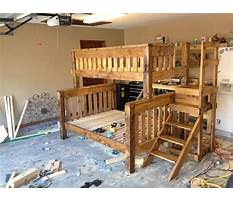 Free loft bed plans twin size Video