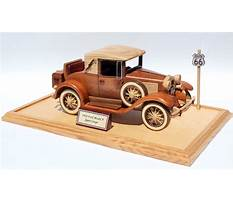 Free model wooden car plans Video