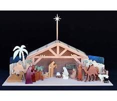 Free nativity plans Video