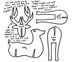 Free outdoor wooden reindeer patterns Video