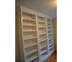 Free plans for corner bookcase Video