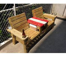 Free plans on how to build patio furniture Video