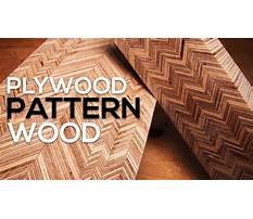 Free plywood patterns Video