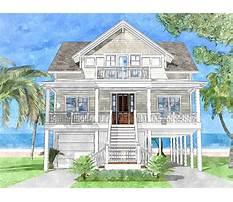 Free printable small beach house plans Video