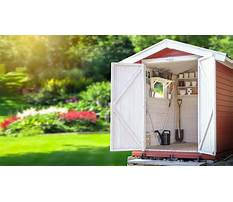Free shed building plans Video