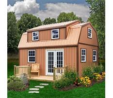 Free shed plans home depot Video