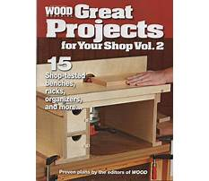Free wood magazine projects Video