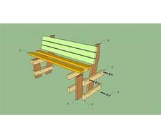 Free woodworking garden bench plans.aspx Video