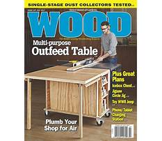 Free woodworking plans magazine Video