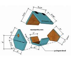 Free wren birdhouse plans Video