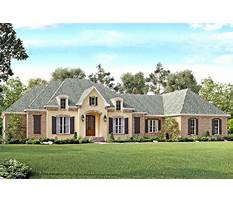 French european house plans Video