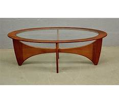 G plan astro coffee table for sale Video