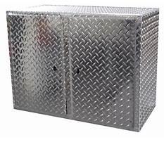 Garage cabinets diamond plate Video