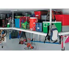 Garage ceiling shelving systems costco Video