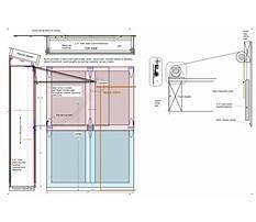 Garage door plans aspx files Video