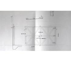 Garage door plans aspx to pdf Video
