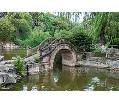 Garden arch bridges Video