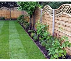 Garden fencing ideas pictures Video