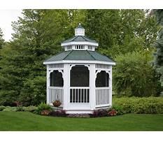Garden gazebos for sale Video