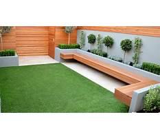 Garden seating ideas Video