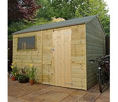 Garden sheds free delivery Video
