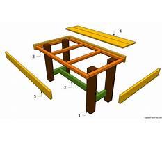 Garden table plans.aspx Video