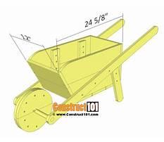 Garden wheelbarrow woodworking plan.aspx Video